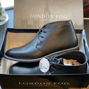 New men's London Fog broadstreet chukka boot